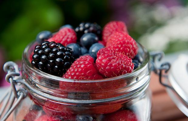 Scandinavian berries