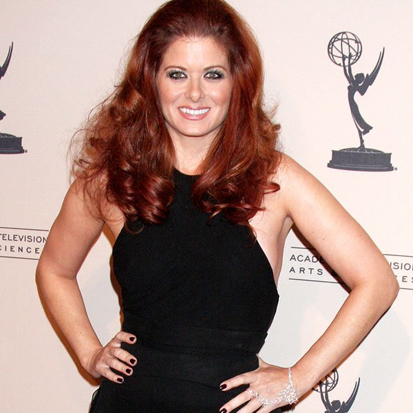 Debra Messing weight loss after pregnancy