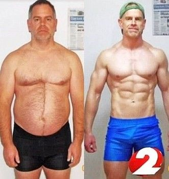 Guy Who Lost 40 Pounds