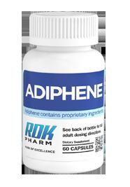 adiphene bottle