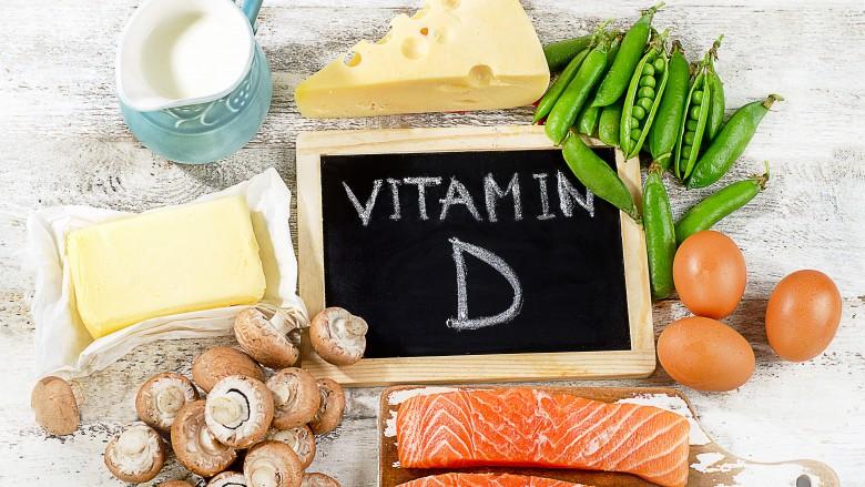 Vitamin D sources